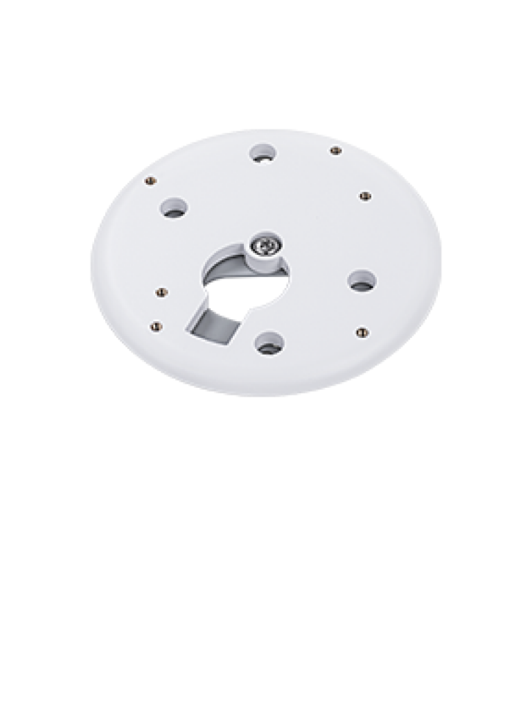 VIVOTEK AM51E - Base adaptador para caja electrica / Rotacion de 90 grados / Para modelos FD8166A, FD8166A-N, FD8366-V
