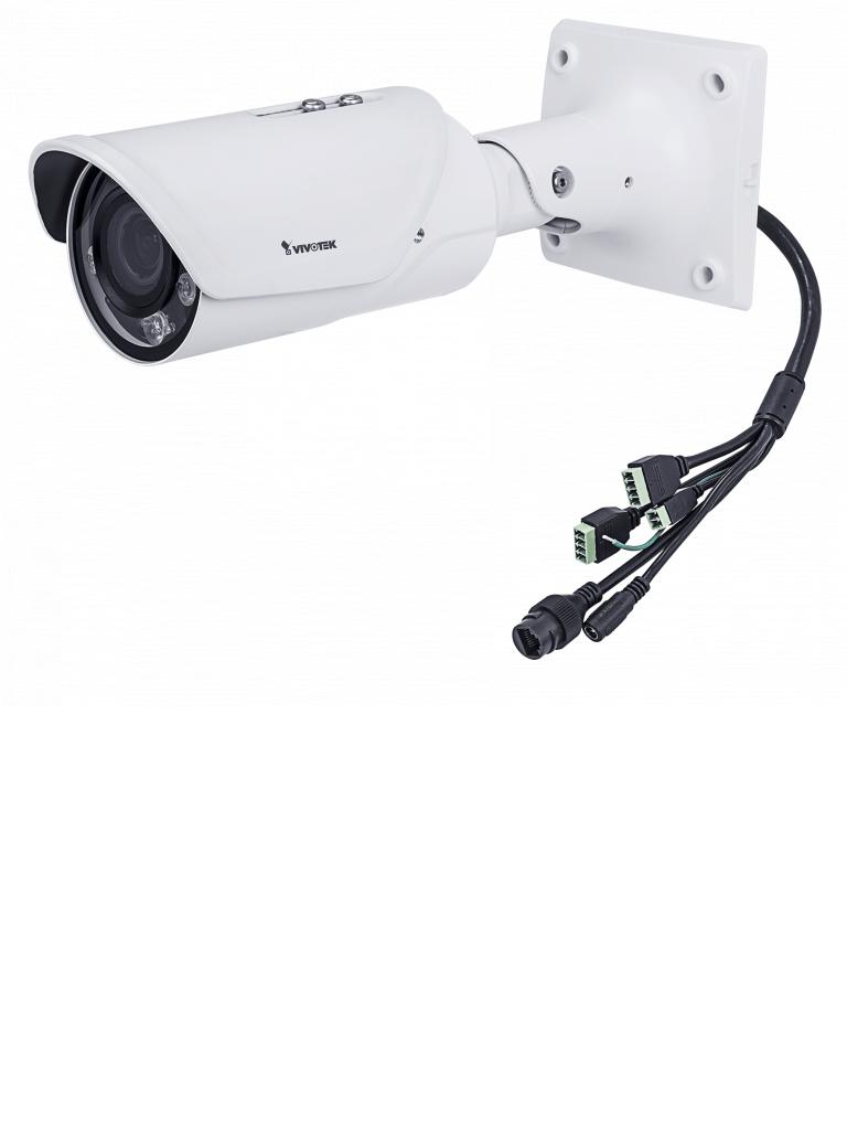 VIVOTEK IB9367EHT - CAMARA IP BULLET EXTERIOR 2 MP/ FULL HD/H265/VARIFOCAL 2.8-12MM/ SMART IR 30M/WDR PRO/IP67/SMART STREAMIII/ENFOQUE REMOTO/CLIMAS E