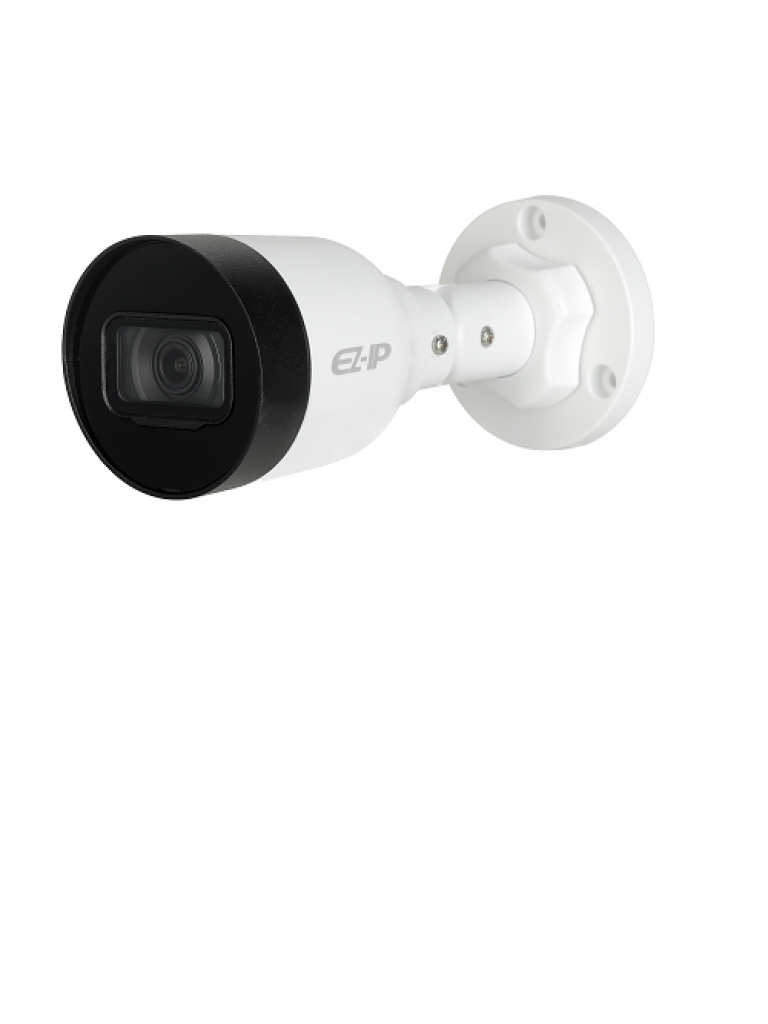 DAHUA EZIP B1B4036 - Camara IP bullet 4  MP / H265+ / H265 / Lente 3.6 mm / Angulo de vision 80 grados / Luz ir 30 metros / IP67 /  PoE / DWDR / HLC / ONVIF/ #NuevoPrecio