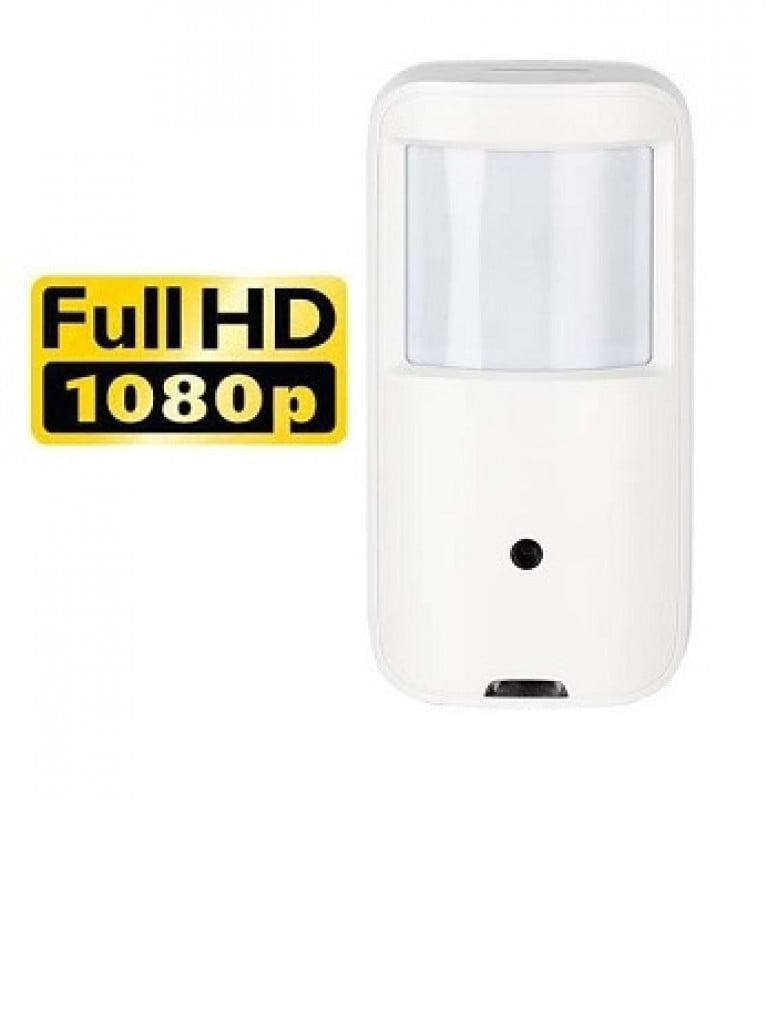 DAHUA HUM1220APIR - Cámara oculta en sensor de movimiento  1080P / Lente 2.8 mm / Ángulo de visión 100 grados / Sensor PIR integrado