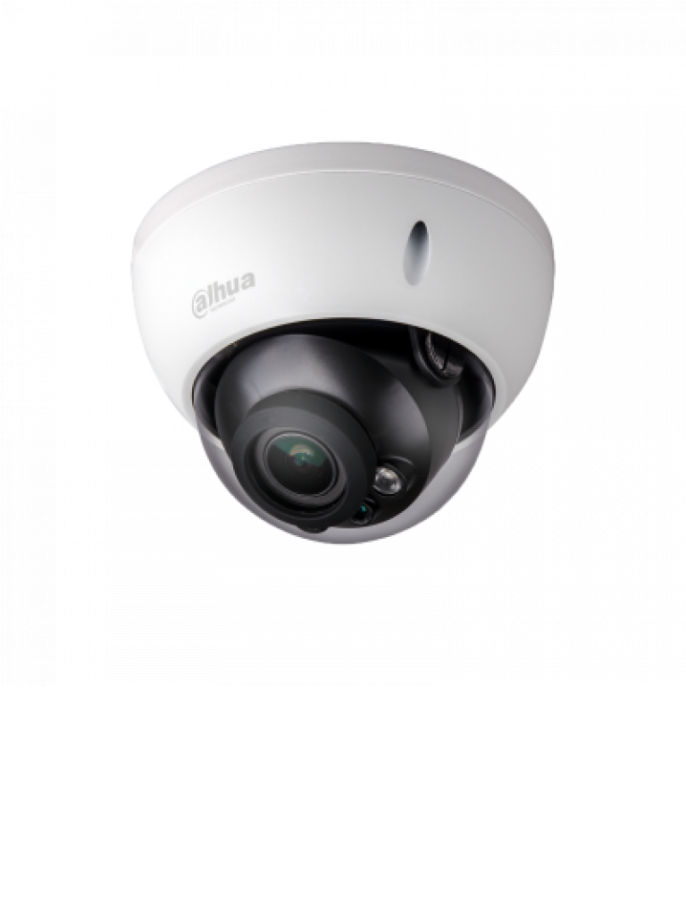 DAHUA HDBW2802RZ - Camara domo antivandalico  HDCVI 8  MP STARLIGHT / 0.005 Lux color / WDR Real / Lente motorizado 3.7 a 11 mm / Ir 30M / IP67 / IK10