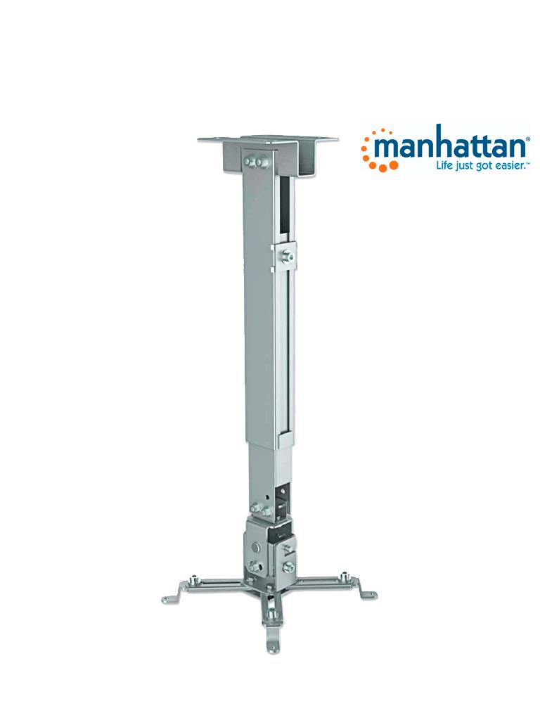 MANHATTAN 461191 - Soporte Proyector / para Techo o Muro / 43-65cm / 20Kg
