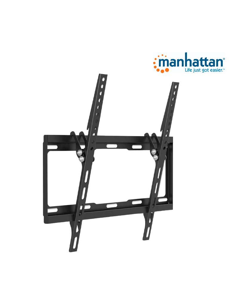 MANHATTAN 460941 - Soporte TV / para pared / 35kg / 32pulg a 55pulg / Ajuste Vertical