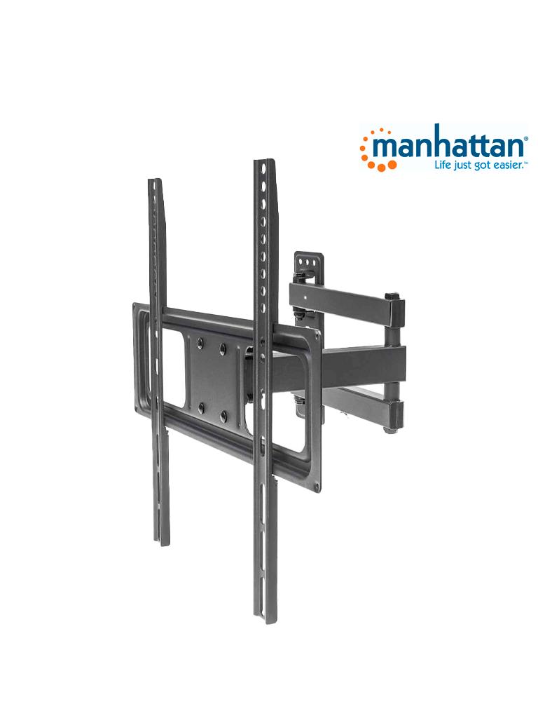 MANHATTAN 461320 - Soporte TV / para pared / 35kg / 32pulg a 55pulg / Articulado