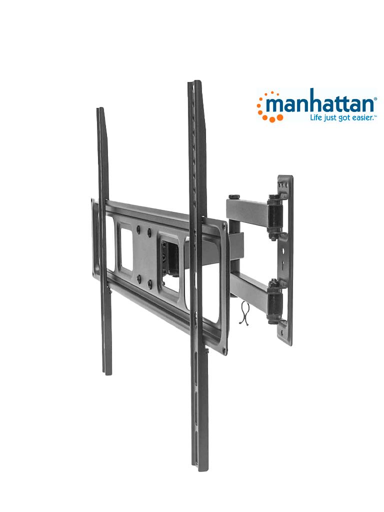 MANHATTAN 461337 - Soporte TV / para pared / 35kg / 37pulg a 70pulg/ Articulado