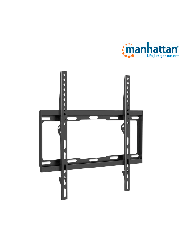 MANHATTAN 460934 - Soporte TV / para pared / 40kg / 32pulg a 55pulg / Fijo