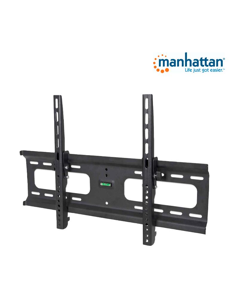 MANHATTAN 424752 - Soporte TV / para pared / 75kg / 37pulg a 70pulg / Ajuste Vertical Eco.