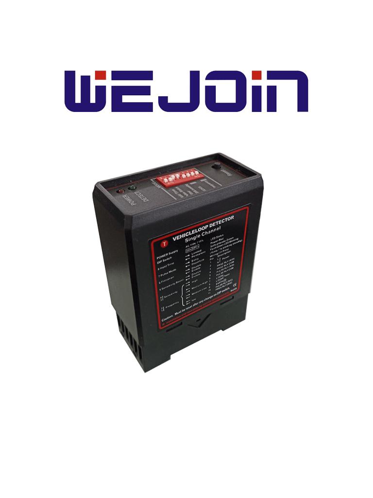 WEJOIN WJDG102 - Sensor de masa vehicular para barrera de control de acceso