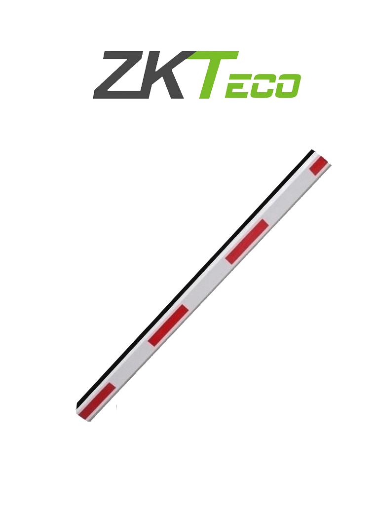 ZKTECO YG3M - Brazo Recto de 3 Metros para Barrera Vehicular ZK  Serie PROBG