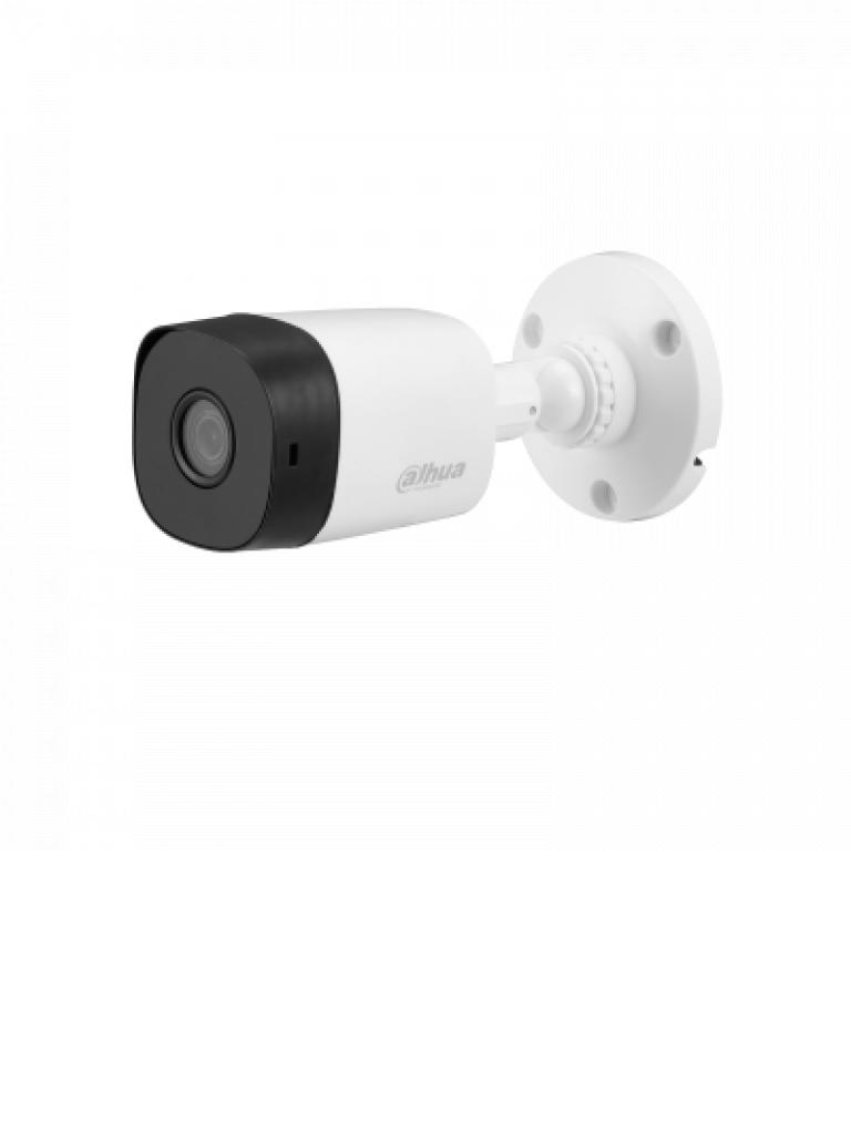 DAHUA COOPER B1A21 - Camara bullet  HDCVI  1080p /  720p / Lente 3.6 mm / Smart ir 20  Mts / IP67 / 12VCD / Apertura lente 93 grados