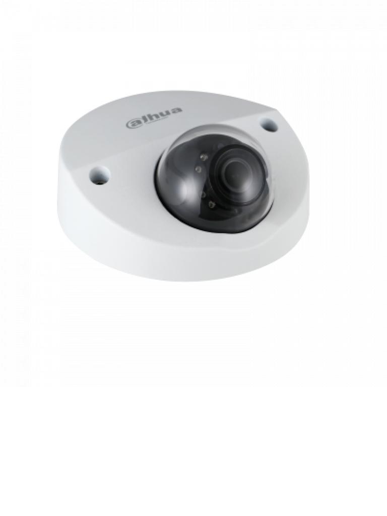 DAHUA HDBW2241FA28 - Cámara Domo Antivandálico HDCVI Starlight 1080p/ Lente 2.8 mm/ Ir 20  Mts/ Audio integrado+1 Canal Adicional / WDR Real 120 dB/ IP67 / IK10
