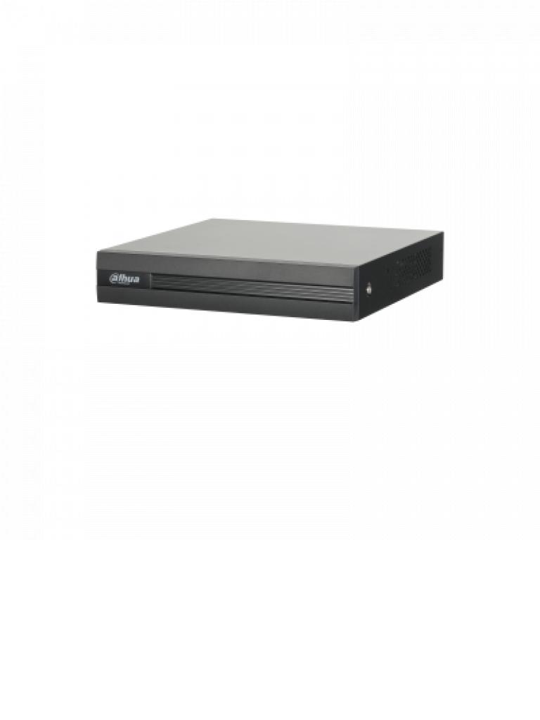 DAHUA COOPER XVR1B16H - DVR 16 Canales  HDCVI pentahibrido  1080p / 4 MP  Lite /  720p / H265+ / 8 Ch IP adicionales 16+8 / IVS / SATA Hasta 6TB / P2P / Smart audio  HDCVI/ PROMDDH/ PROMOTCD