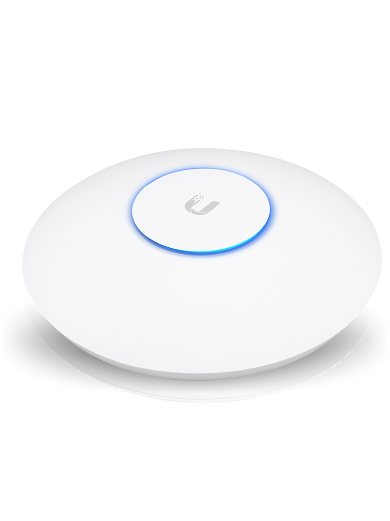 UBIQUITI UAPACHD - Access Point Inalámbrico UniFi AC HD / Doble Banda 802.11ac / Interior / MU-MIMO 4x4 / 25 dBm / Hasta 2533 Mbps / Incluye Inyector PoE /
