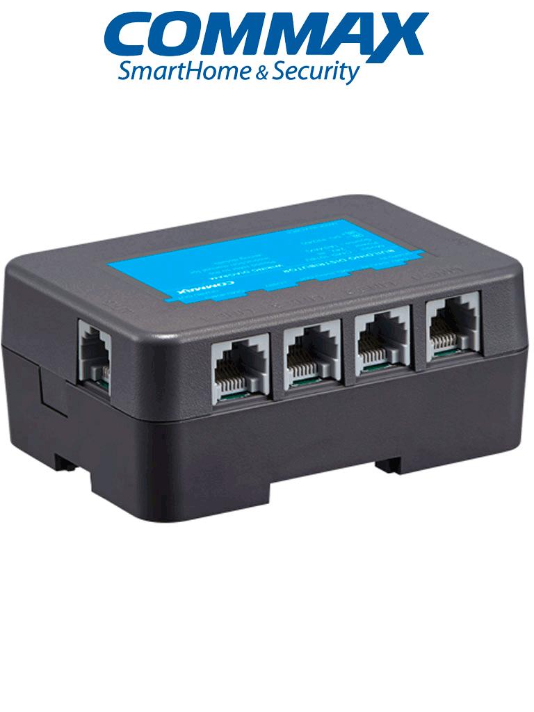 COMMAX CMD101BU - Distribuidor de edificio para sistema departamental de videoporteros, modum complejo / Comunicación con estación de guardia y monitores CMV43A