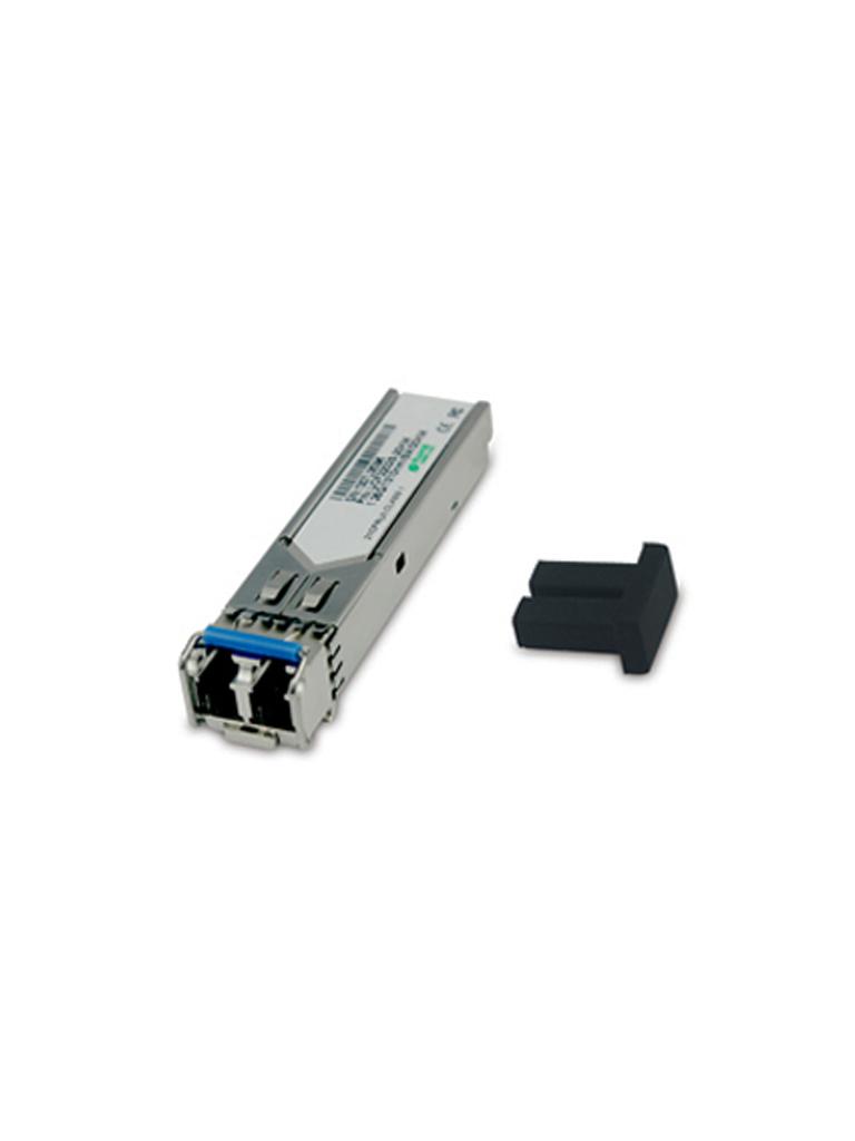 UTEPO SFP125G40KM - Transceptor fibra optica SFP monomodo / Conector LC / Velocidad 1250 Mbps / Hasta 40KM de conexion