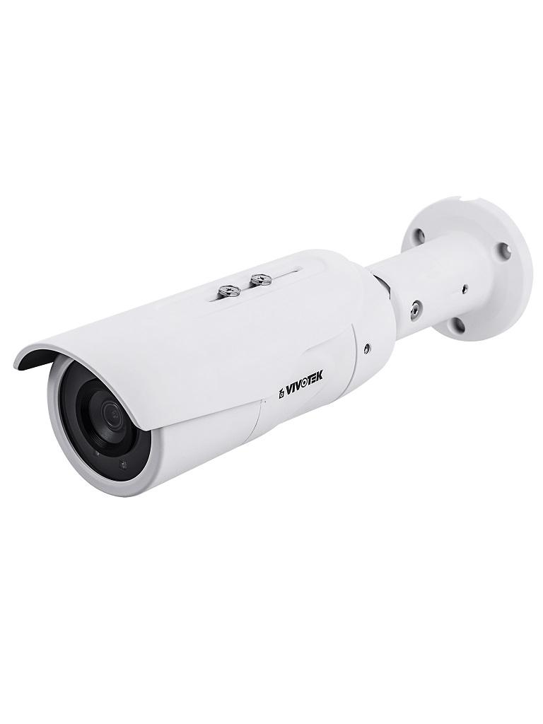 VIVOTEK IB9389H - CAMARA IP BULLET EXTERIOR 5 MP/ H265/ LENTE FIJO 3.6M/ WDR PRO/ IR 30M/SMART STREAM/IP66/IK10/ONVIF