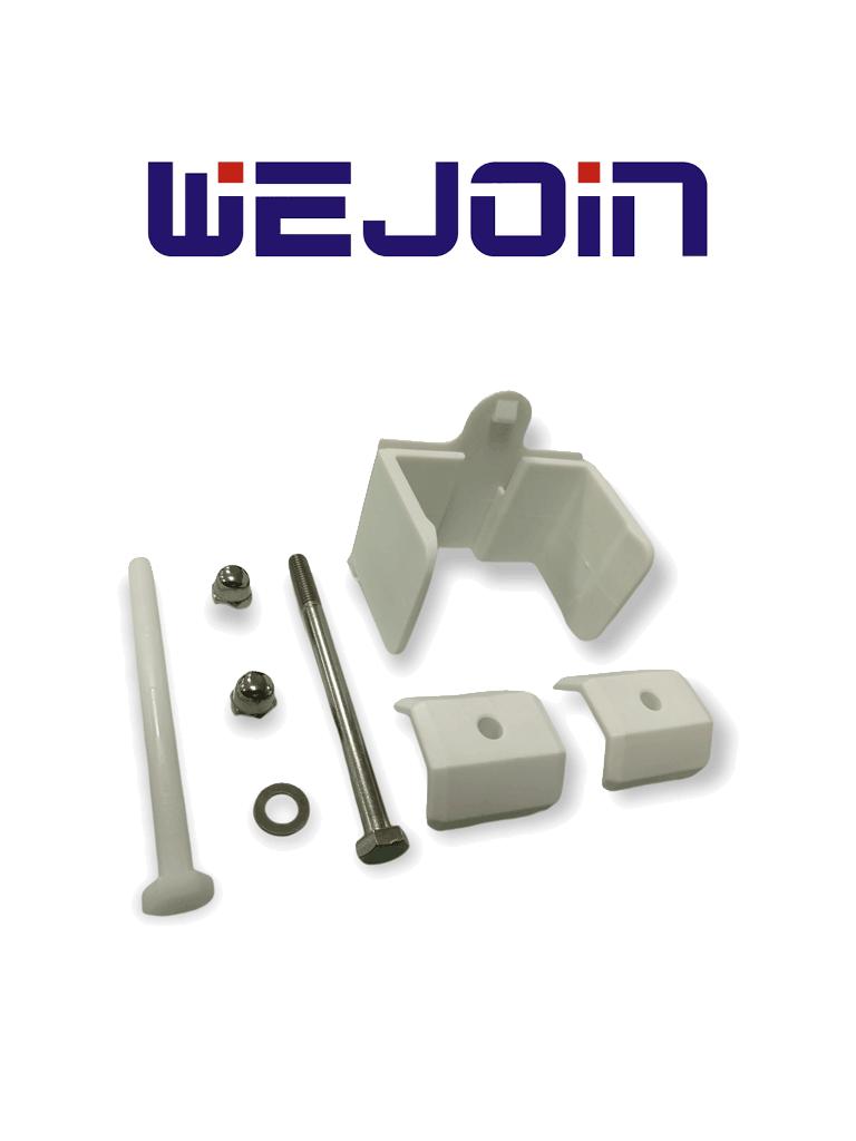 WEJOIN BASE2 - Abrazadera de impacto con sistema oscilante compatible con barreras WJCB01SVHL13