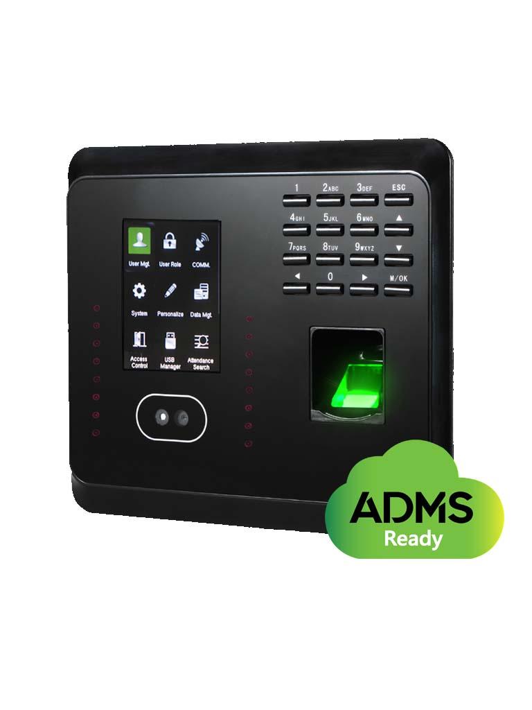 ZK MB360ID - Control de acceso y asistencia / 1500 Rostros / 2000 Huellas / 2000 Tarjetas / 100000 Eventos / TCPIP