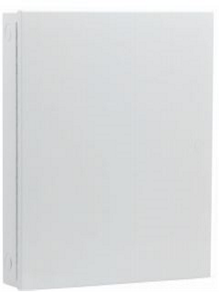 BOSCH I_B8103- GABINETE COLOR BLANCO COMPATIBLE CON PANEL SERIE B Y G