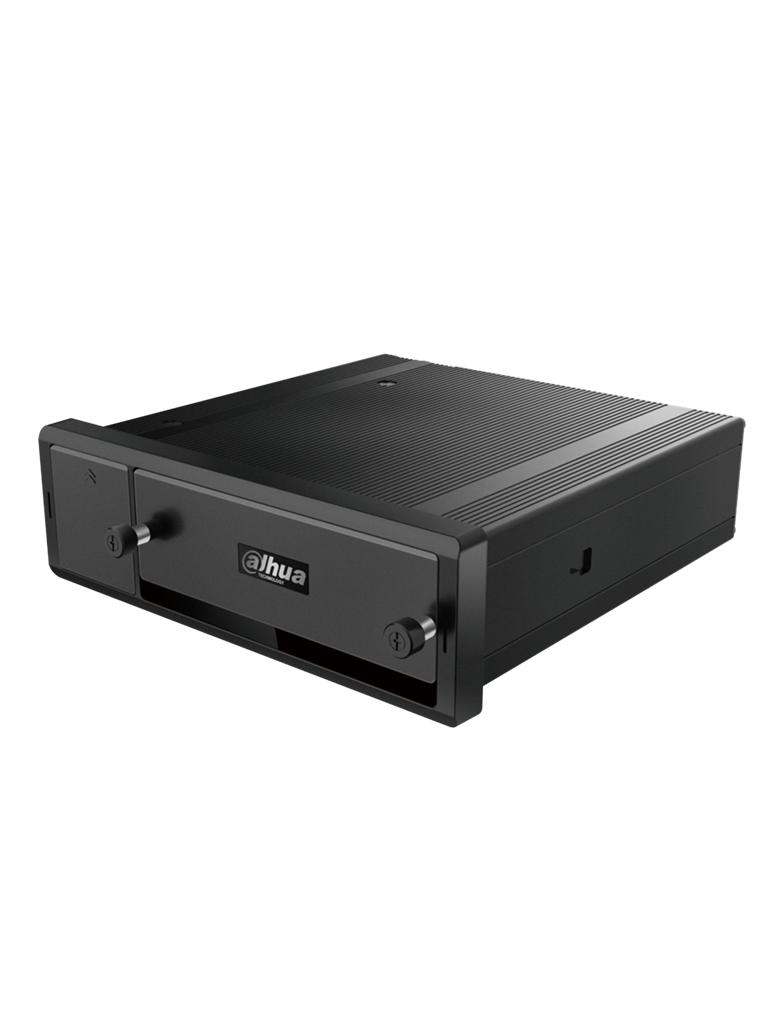 DAHUA MXVR6212GCW - XVR MOVIL DE 12 CANALES/ PENTAHIBRIDO 8CH HDCVI + 4 CH IP/ H.264/ AUDIO BIDIRECCIONAL 1 CH E&S/ GPS/ 3G/ WIFI/