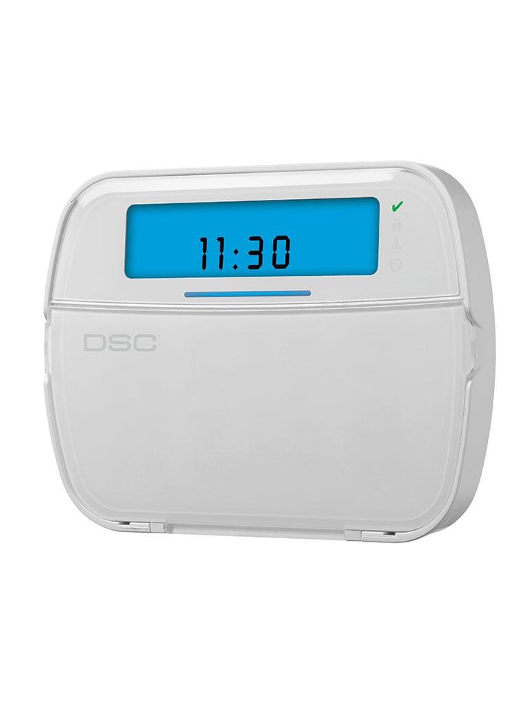 DSC HS2ICNRF9 - Teclado Cableado de Iconos con Transceptor Power G integrado 128 zonas compatible con NEO