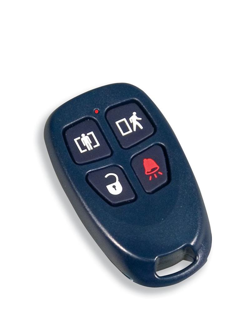 DSC WS4939 - POWER Control Remoto Inalambrico de cuatro botones para POWER e I MPASSA
