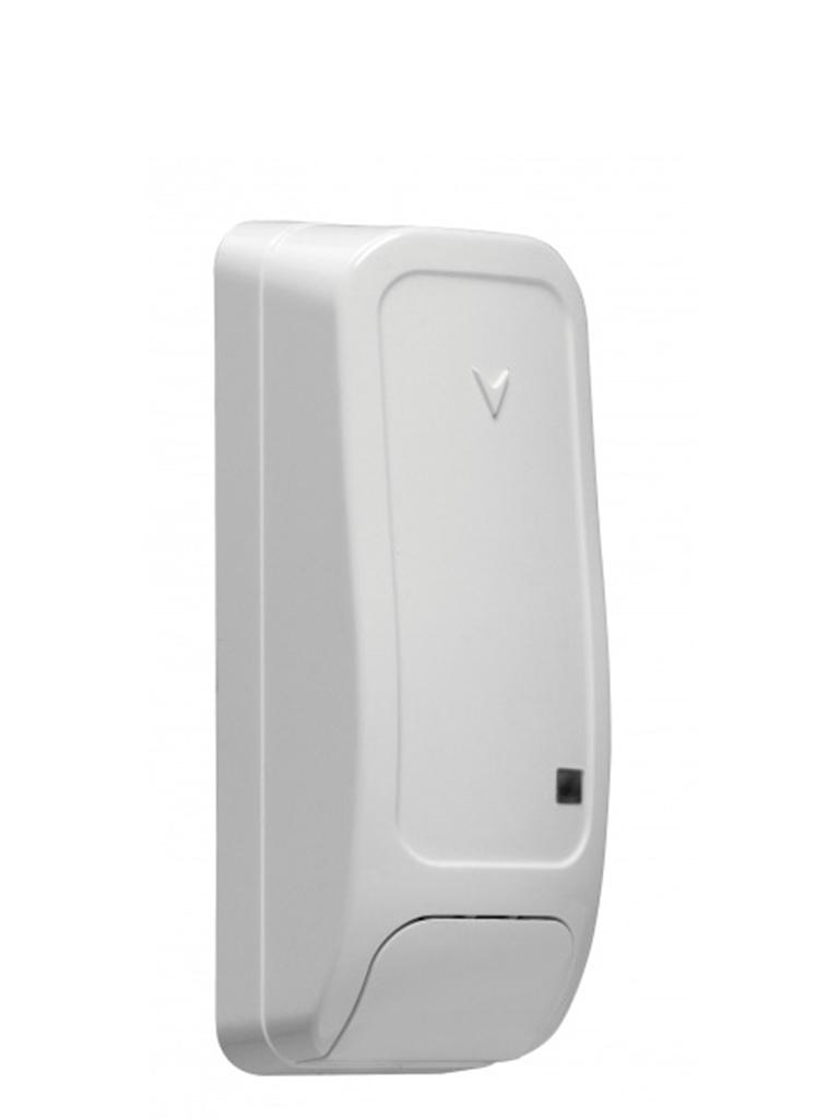 DSC PG9945 - Contacto Magnético Inalámbrico de Puerta/Ventana PowerG c/entrada Auxiliar compatible con NEO, PRO, Qolsys e IoTega