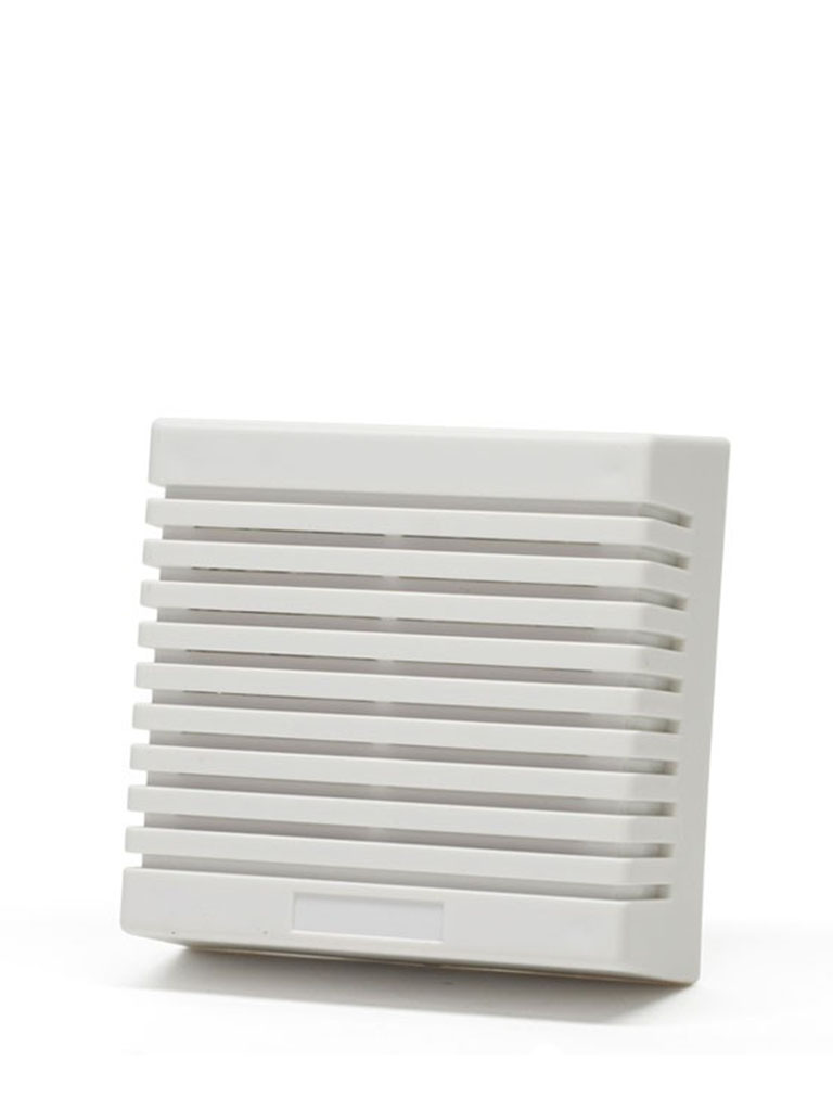 DSC SD15W - Sirena alambrica para interior 12 VCD 15W 2 tonos 85 dB