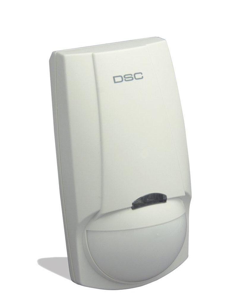 DSC LC104PIMWWNL - Detectores de Movimiento de doble Tecnología con Inmunidad a Mascotas cobertura hasta 15m