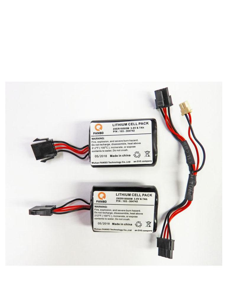 DSC BATTPGX901/X911 - Neo Bateria de LITIO 3.6 VCD @ 7 AH para PG9901 BATT / PG9911B BATT