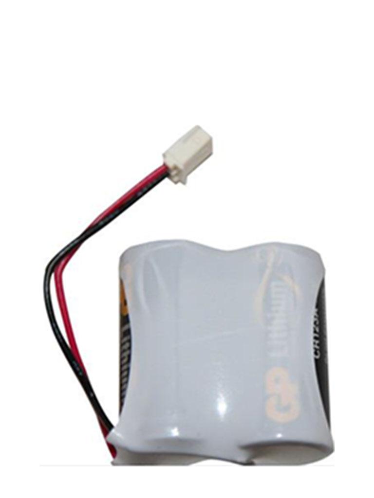 DSC BATTPGX934P - NEO Batería de Litio 3.0 VCD @ 1.5 AH para Detector PG9934P