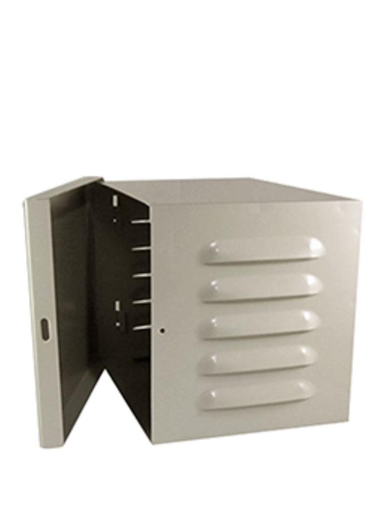 DSC GTVCMX001 - Gabinete Metálico para Sirena Exterior de 30 WATTS ( GS001)
