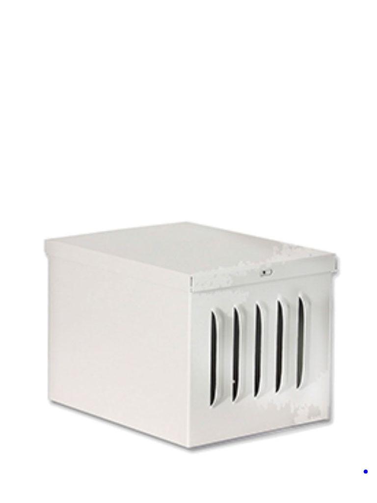 DSC GTVCMX002 - Gabinete Metalico Gris para Sirena de 15W Y 20W ( GS002 )