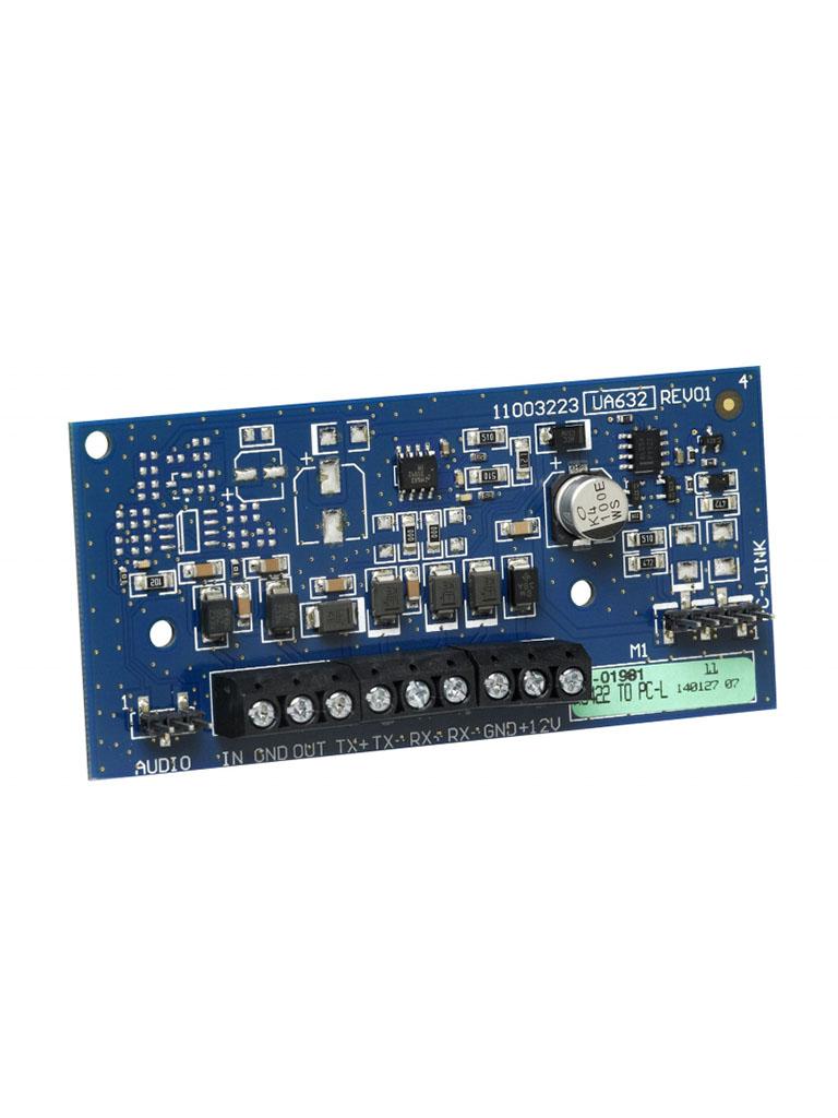 DSC PCL422 - Neo Módulo para Montaje Remoto del Comunicador hasta 300 mts
