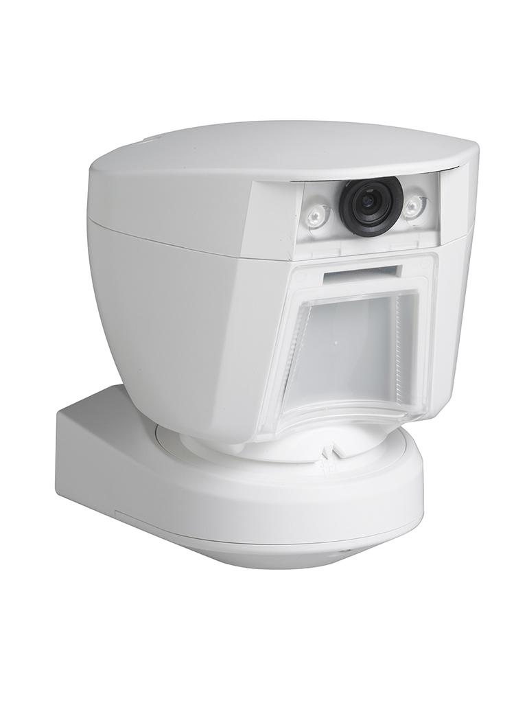 DSC PG9944 - Detector de movimiento con cámara de fotograma exterior Inalámbrico Power G compatible con NEO,PRO, Qolsys e IoTega
