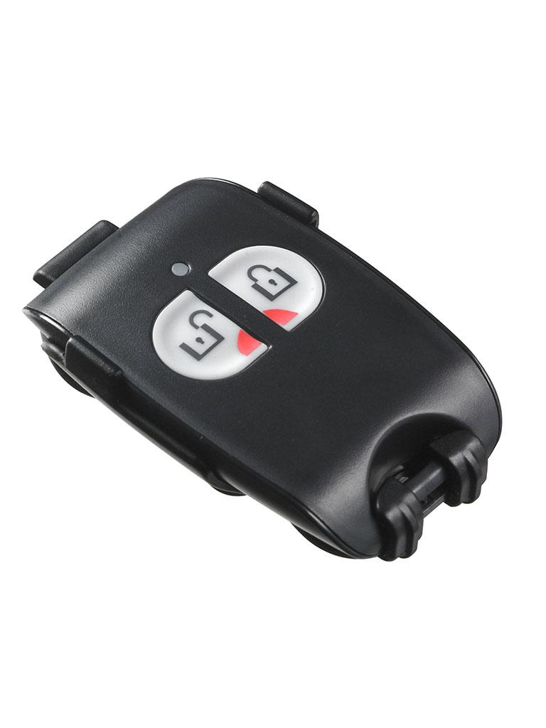 DSC PG9949 - Llavero de 2 botones programables Inalámbrico  Power G con botón de pánico compatible con NEO, PRO, Qolsys e IoTega