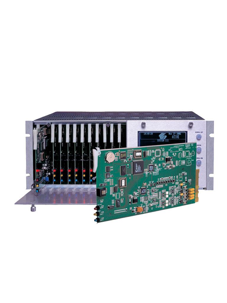 DSC SGSIIIBASE - Kit Base para Armar System III