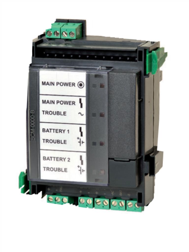 BOSCH F_BCM0000B - Modulo controlador de baterias / Salidas de tension de 2.8 a a 24 v
