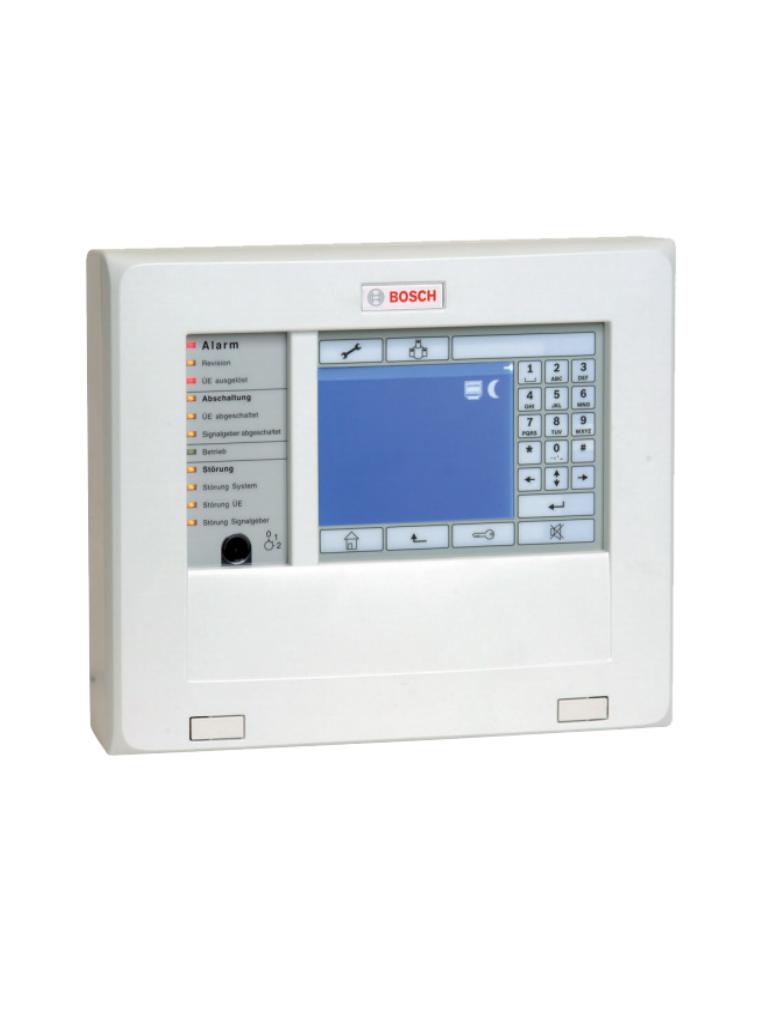 BOSCH F_FMR5000C02 - Teclado remoto version en ESP / Compatible con central de incendios FPA5000