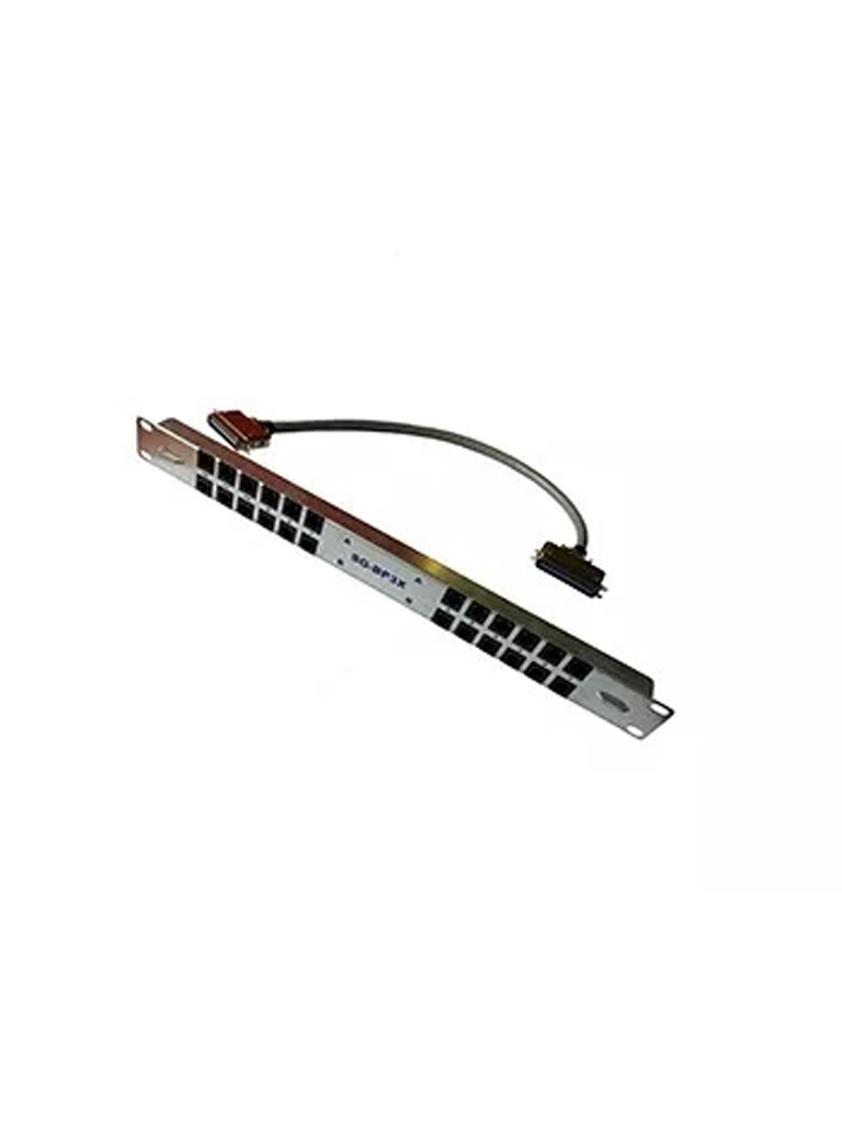 DSC SGBP3X - Regleta de conexiones Telefónicas