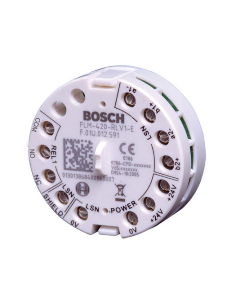 BOSCH F_FLM420RLV1E - Modulo de interconexion de RELAY de baja tension