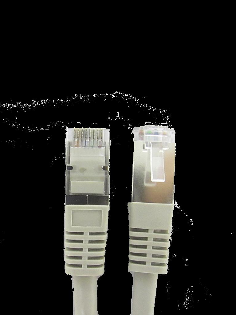 TVC P5E2SG- CABLE PATCH CORD UTP 2 METROS/ CAT 5E/ BLINDADO/ COLOR GRIS