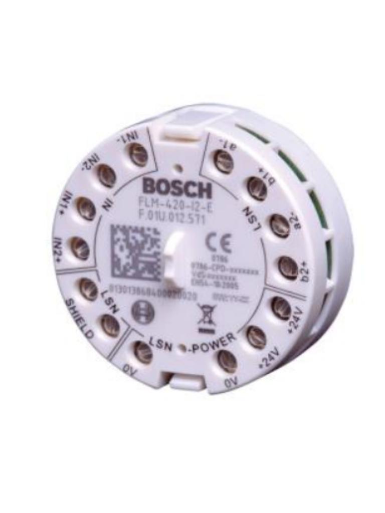 BOSCH F_FLM420I2E - Modulo de entradas