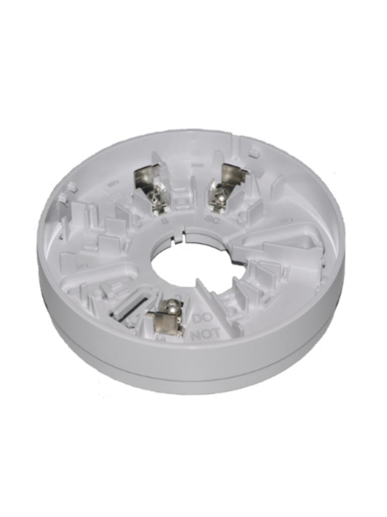 BOSCH F_FAA440B4 - Base estandar para detector de 4 pulgadas / Compatible con detector FAP440