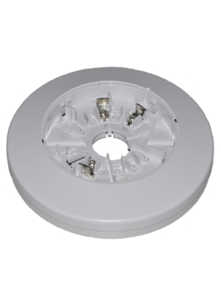 BOSCH F_FAA440B6 - Base estandar para detector 6 pulgadas / Compatible con detector FAP440