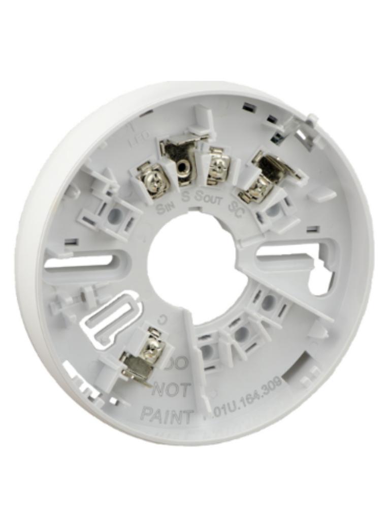 BOSCH F_FAA440B4ISO - Base estandar con aislador para detector de 4 pulgadas / Compatible con detector FAP440
