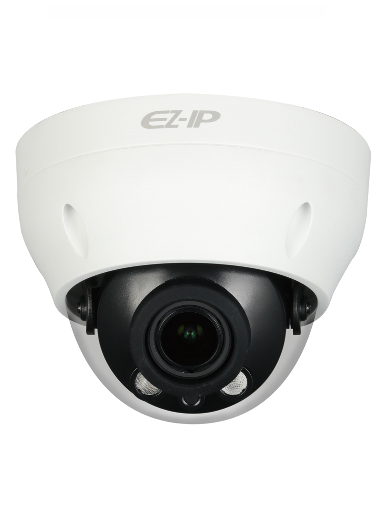 DAHUA EZIP D2B40-ZS - Camara IP Domo 4 megapixeles/ Lente Motorizado de 2.8 - 12 mm/ H.265+/ Ir 30  Mts/ PoE/ Ranura para MICRO SD/ IP67/ DWDR/ 3DNR/ #NuevoPrecio