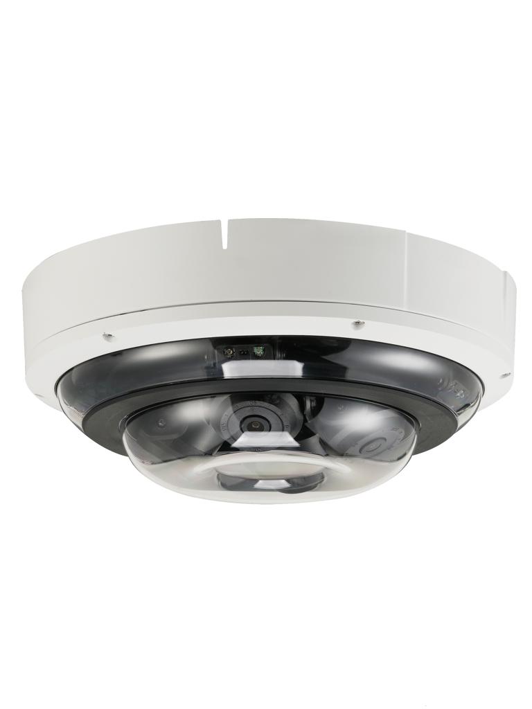 DAHUA IPCPDBW5831B360 - Camara IP domo MULTISENSOR panoramico / 2 Megapixel / 4 Lentes / H265+ / IP67 / IK10 / Lentes motorizados 2.7 mm a 12 mm