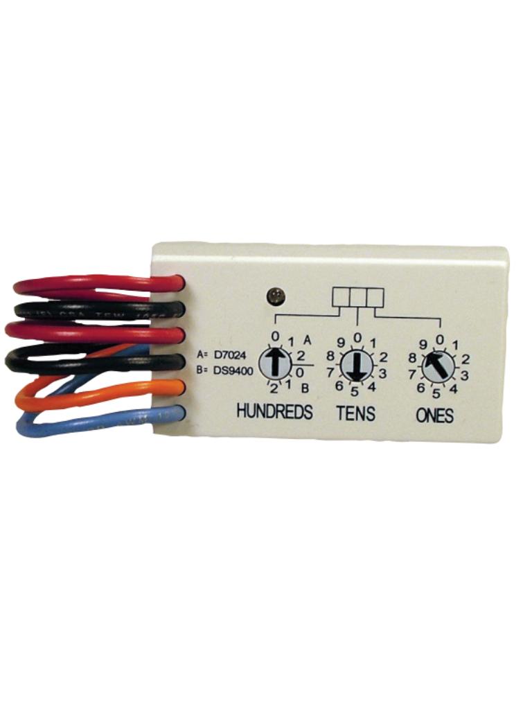BOSCH F_D7044M - Mini modulo monitor