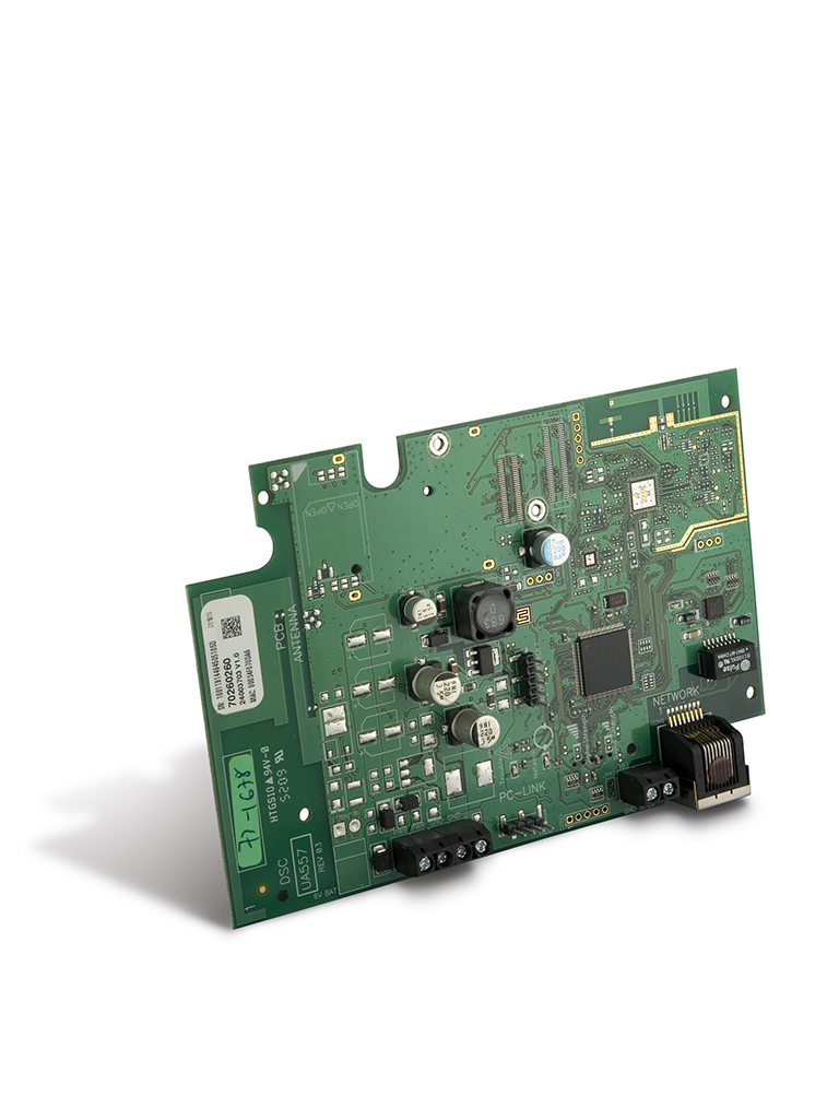 DSC TL260W - POWER Comunicador IP Serie Power uso Residencial / Comercial mejorado